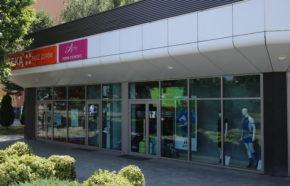 Projekt apteki w Brzeszczu w C.H. S-MALL Park - REALIZACJA