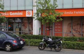Projekt apteki w Warszawie przy ul. Fieldorfa - REALIZACJA