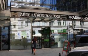 Projekt apteki w Warszawie w D.T. SMYK (CEDET) - REALIZACJA