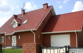 Projekt budynku mieszkalnego jednorodzinnego w Imielinie - REALIZACJA