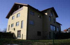 Projekt budynku mieszkalnego wielorodzinnego w Bielsku Białej - REALIZACJA