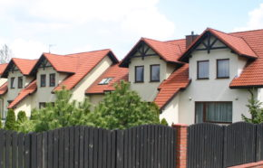 Projekt zespołu budynków mieszkalnych jednorodzinnych w zabudowie szeregowej w Sosnowcu - REALIZACJA